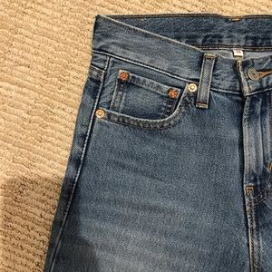 Levi's Flared Jeans size 24